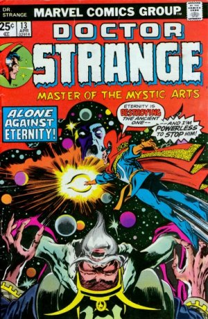 Docteur Strange # 13 Issues V2 (1974 - 1987)