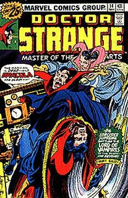 Docteur Strange # 14 Issues V2 (1974 - 1987)