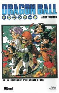 couverture, jaquette Dragon Ball 36 Édition originale - Simple  (Glénat Manga)