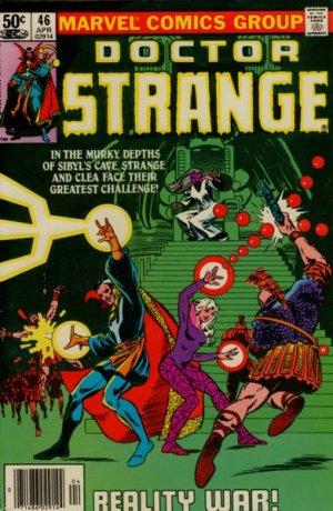 Docteur Strange # 46 Issues V2 (1974 - 1987)