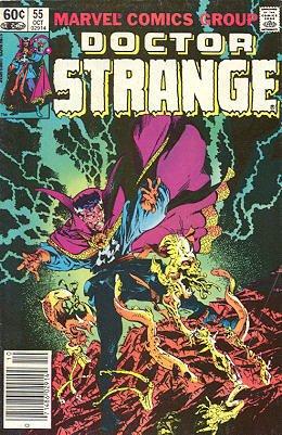 Docteur Strange # 55 Issues V2 (1974 - 1987)