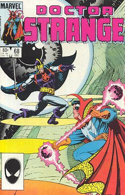 Docteur Strange # 68 Issues V2 (1974 - 1987)