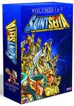 Saint Seiya - Les Chevaliers du Zodiaque édition COFFRET 2eme EDITION