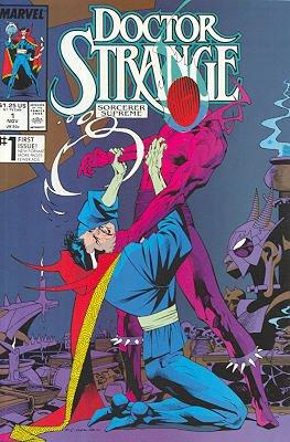 Docteur Strange édition Issues V3 (1988 - 1996)
