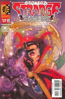 Docteur Strange édition Issues V4 (1999)