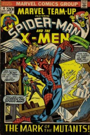 Marvel Team-Up # 4 Issues V1 (1972 - 1985)