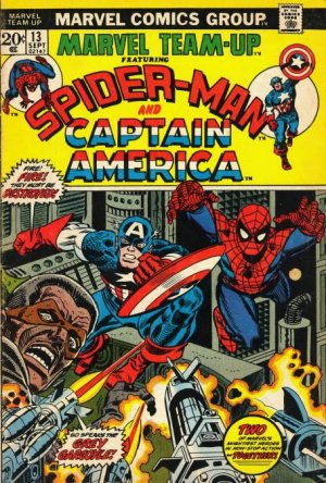 Marvel Team-Up # 13 Issues V1 (1972 - 1985)