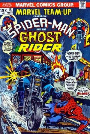 Marvel Team-Up # 15 Issues V1 (1972 - 1985)