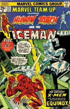 Marvel Team-Up # 23 Issues V1 (1972 - 1985)