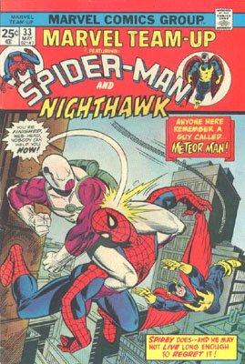 Marvel Team-Up # 33 Issues V1 (1972 - 1985)