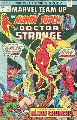 Marvel Team-Up # 35 Issues V1 (1972 - 1985)