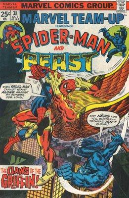 Marvel Team-Up # 38 Issues V1 (1972 - 1985)