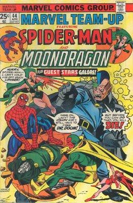Marvel Team-Up # 44 Issues V1 (1972 - 1985)