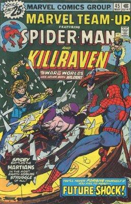 Marvel Team-Up # 45 Issues V1 (1972 - 1985)