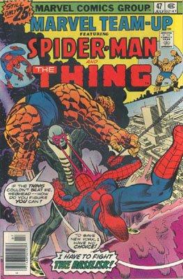 Marvel Team-Up # 47 Issues V1 (1972 - 1985)