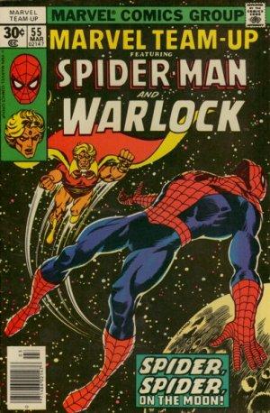 Marvel Team-Up # 55 Issues V1 (1972 - 1985)