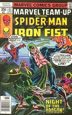 Marvel Team-Up # 63 Issues V1 (1972 - 1985)