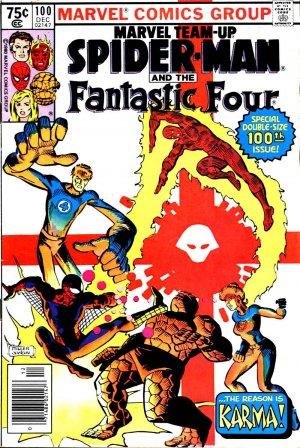 Marvel Team-Up # 100 Issues V1 (1972 - 1985)