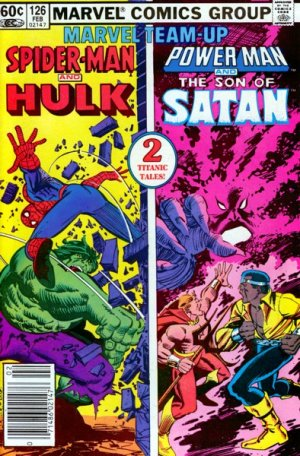 Marvel Team-Up # 126 Issues V1 (1972 - 1985)