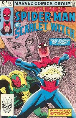 Marvel Team-Up # 130 Issues V1 (1972 - 1985)