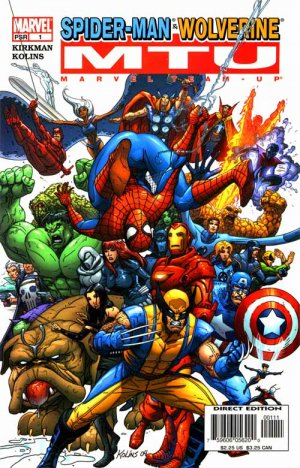 Marvel Team-Up édition Issues V3 (2004 - 2006)