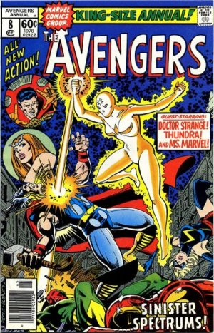 Avengers # 8 Issues V1 - Annuals (1967 - 1994)