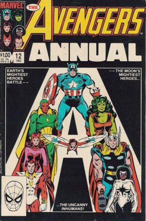 Avengers # 12 Issues V1 - Annuals (1967 - 1994)