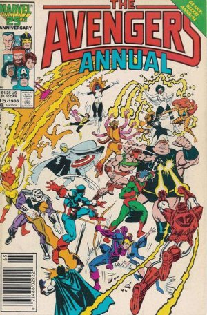 Avengers # 15 Issues V1 - Annuals (1967 - 1994)