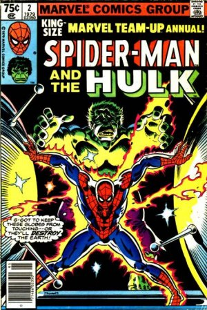 Marvel Team-Up # 2 Issues V1 - Annuals (1976 - 1984)