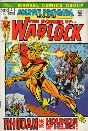 Marvel Premiere # 2 Issues (1972 - 1981)