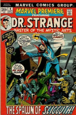 Marvel Premiere # 4 Issues (1972 - 1981)