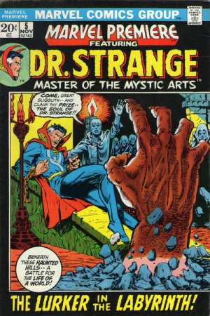 Marvel Premiere # 5 Issues (1972 - 1981)