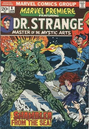 Marvel Premiere # 6 Issues (1972 - 1981)