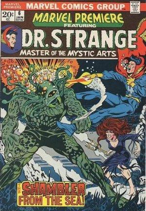 Docteur Strange # 6 Issues (1972 - 1981)