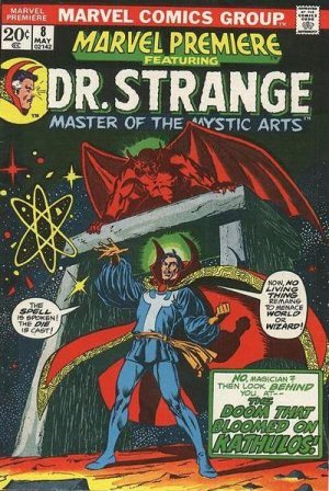 Marvel Premiere # 8 Issues (1972 - 1981)