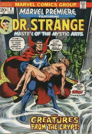 Marvel Premiere # 9 Issues (1972 - 1981)