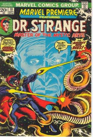 Docteur Strange # 10 Issues (1972 - 1981)