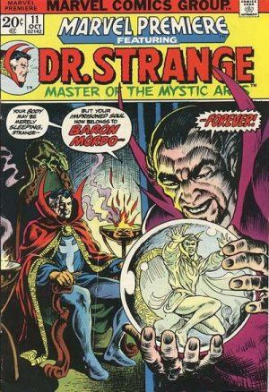 Marvel Premiere # 11 Issues (1972 - 1981)