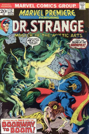 Marvel Premiere # 12 Issues (1972 - 1981)