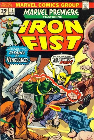 Marvel Premiere # 17 Issues (1972 - 1981)
