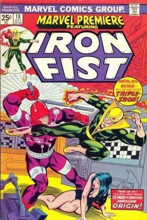 Marvel Premiere # 18 Issues (1972 - 1981)