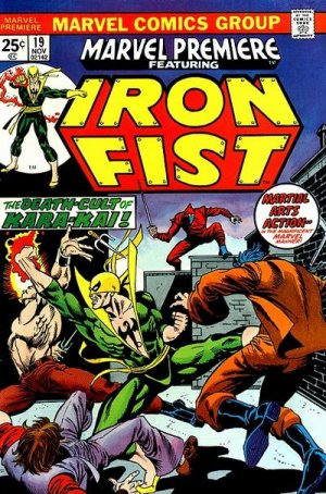 Marvel Premiere # 19 Issues (1972 - 1981)