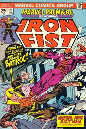 Marvel Premiere # 20 Issues (1972 - 1981)