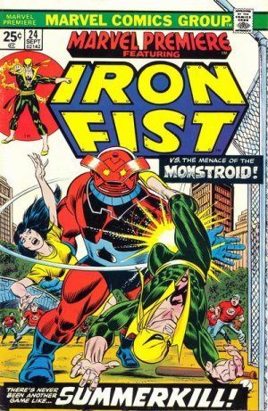 Marvel Premiere # 24 Issues (1972 - 1981)