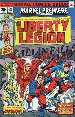 Marvel Premiere # 29 Issues (1972 - 1981)