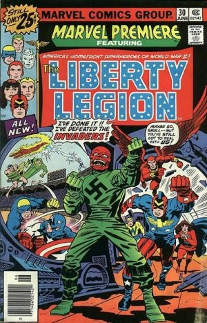 Marvel Premiere # 30 Issues (1972 - 1981)