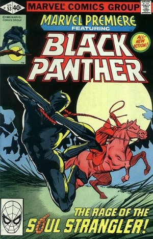 Marvel Premiere # 53 Issues (1972 - 1981)