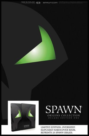 Spawn édition Origins Deluxe Collection