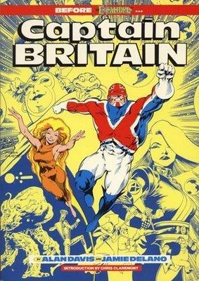 Captain Britain - Before Excalibur... édition TPB softcover (souple)