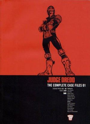 Judge Dredd - The complete case files édition Intégrale